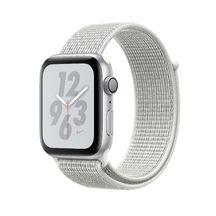 Apple Watch Nike+ Silver Case Summit White Sport Loop 44mm Series 4 GPS