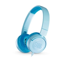 Слушалки JBL JR300 HEADPHONES - blue