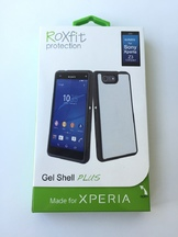 Gel Shell Plus Roxfit кейс за Sony Xperia Z3 compact