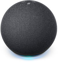 Amazon Echo Dot Speaker (4th Generation) - Black