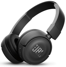 Bluetooth слушалки JBL T450BT headphones - black