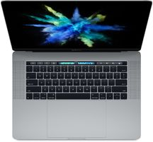 "MacBook Pro 15"" MPTT2 512GB с Touch ID (2017) - Space Gray"