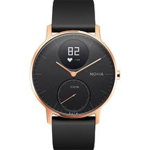 Nokia Steel HR Hybrid Smartwatch 36mm - Gold / Black Band