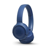 Bluetooth слушалки JBL T500BT headphones - blue
