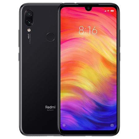 Xiaomi Redmi Note 7 64GB + 4GB RAM Black