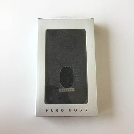 Вертикален Flip cover за Samsung Galaxy S3 Hugo Boss