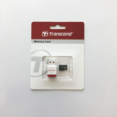 Micro SD Transcend 32GB със USB Reader