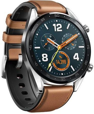 Huawei Watch GT B19V leather Brown