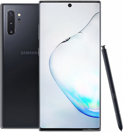 Samsung Galaxy Note 10+ plus 512GB + 12GB RAM Dual Sim