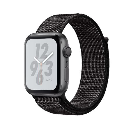 Apple Watch Nike+ Space Gray Case Black Sport Loop 40mm Series 4 GPS